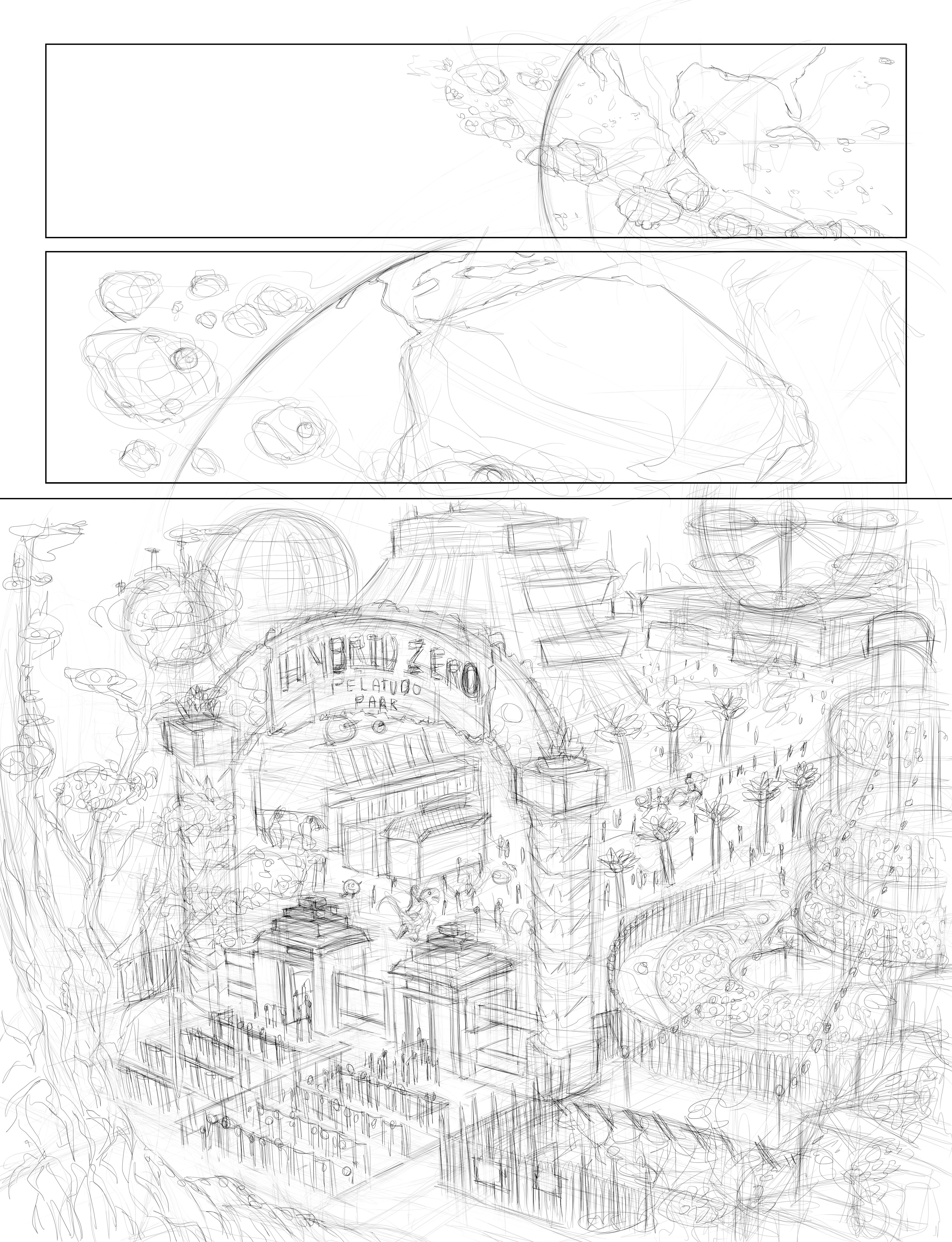 page 1 pencil